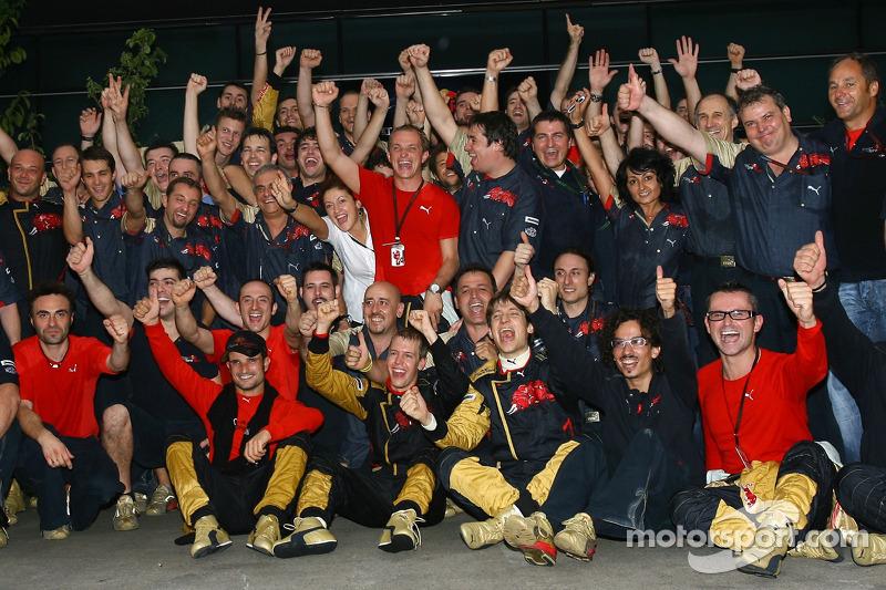 2007 - Grand Prix von China: Sebastian Vettel, Scuderia Toro Rosso STR2
