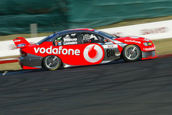 Lowndes, Whincup - (Team Vodafone)