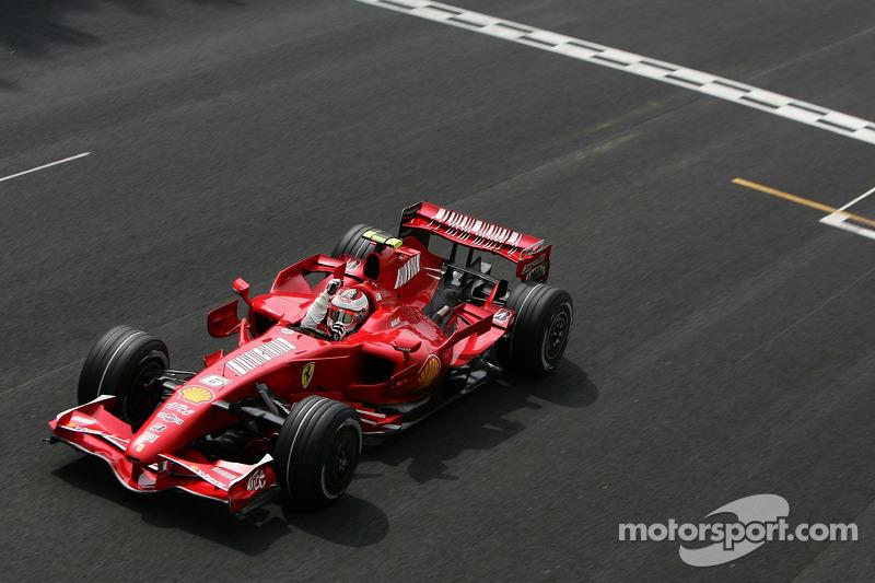 2007 - Kimi Räikkönen, Ferrari