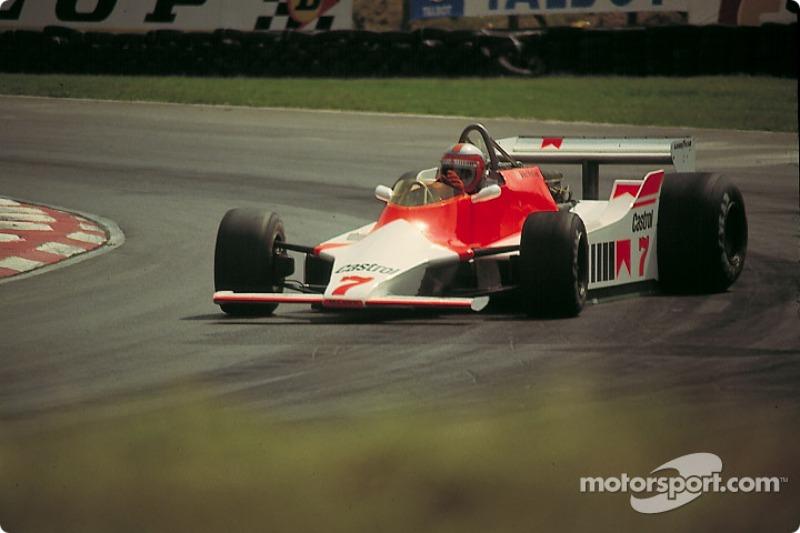 John Watson, Mclaren M29 (1979-1980)