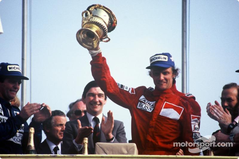 Niki Lauda (1984)