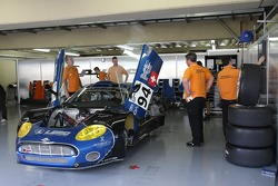 #94 Speedy Racing Team Spyker C8 Spyder GT2R