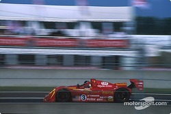 #3 Moretti Racing Ferrari 333SP: Mauro Baldi, Gianpiero Moretti, Didier Theys