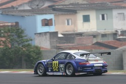 #92 Thierry Perrier Porsche 997 GT3 RSR: Philippe Hesnault, John Hartshorne, Rob Barff, Thierry Perrier