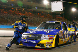 Pitstop for Ron Hornaday