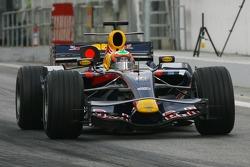 Karun Chandhok, Test Driver, Red Bull Racing, RB3