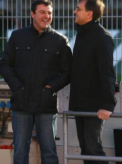 Mark Blundell, Ex Grand Prix Driver