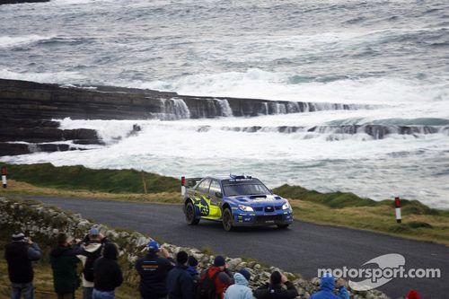 Rallye d'Irlande