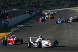 Daniel Morad, Eurointernational and Sam Abay, Double R Racing