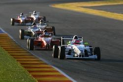 Henry Arundel, Fortec Motorsport, Marco Witmann, Josef Kaufmann Racing