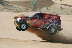 Monarch Mitsubishi Ralliart China Team: Mitsubishi Pajero/Montero