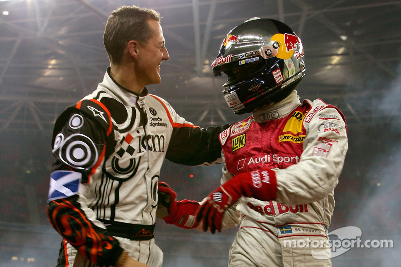 2007: Экстрем побеждает Шумахера