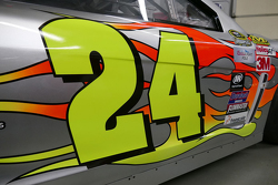 Jeff Gordon's final paint scheme
