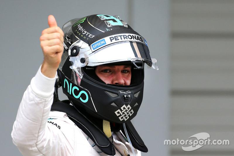 Polesitter: Nico Rosberg, Mercedes AMG F1 Team