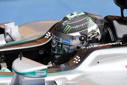 Poleman : Nico Rosberg, Mercedes AMG F1 Team