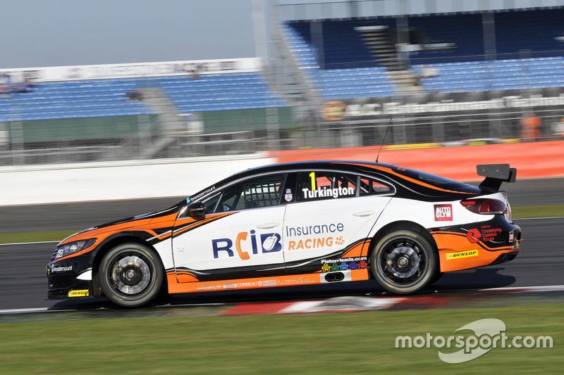 Колін Тіркінгтон, Team BMR, Volkswagen CC