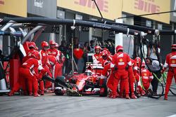 Кими Райкконена, Ferrari SF15-T
