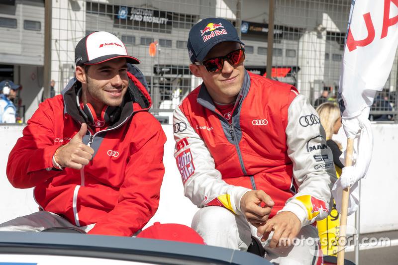 Miguel Molina, Audi Sport Team Abt, Mattias Ekström, Audi Sport Team Abt Sportsline