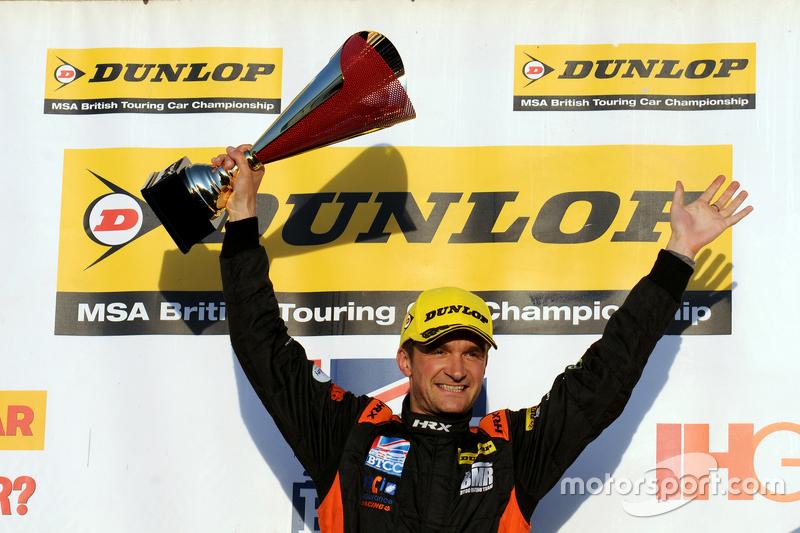 29. 科林·涂金顿——BTCC英国房车锦标赛 BMR车队 年度第四(4胜)