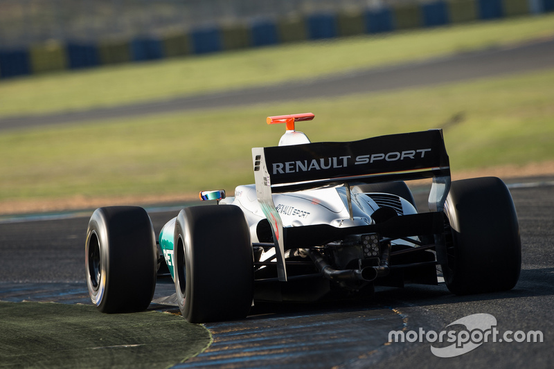 Le Mans - Jazeman Jaafar, Fortec Motorspors