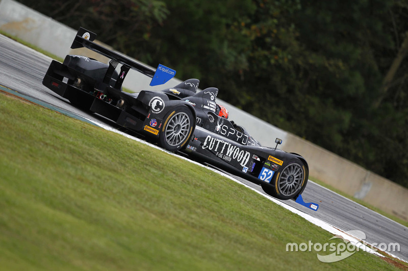 #52 PR1 Mathiasen Motorsports Oreca FLM09: Майк Гуаш, Том Кімбер-Сміт, Ендрю Палмер