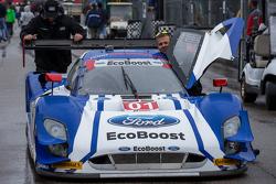 #01 Chip Ganassi Racing Ford/Riley: Скотт Пруетт, Джоі Хенд, Скотт Діксон