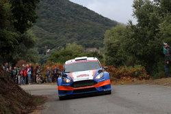 Eric Camilli and Benjamin Veillas, Ford Fiesta R5