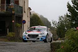 Craig Breen e Scott Martin, Peugeot 208 T16 R5