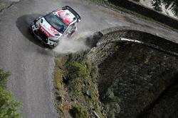 Крис Мик и Пол Нэгл, Citroën DS3 WRC, Citroën World Rally Team