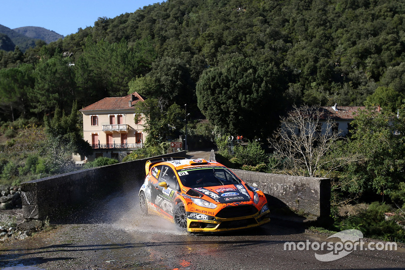 Martin Prokop та Jan Tomanek, Ford Fiesta RS WRC