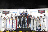 PC-Podium: 1. Mike Guasch, Tom Kimber-Smith, Andrew Palmer; 2. Mike Hedlund, Renger van der Zande, Mirco Schultis, Alex Popow; 3. Marc Drumwright, Tomy Drissi, Don Yount, Johnny Mowlem