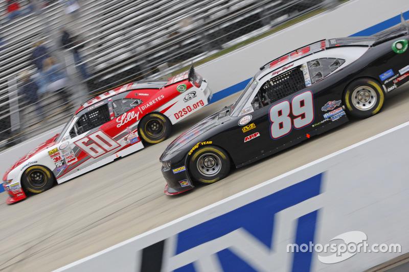 Кріс Бюшер, Roush Fenway Racing Ford та Morgan Shepherd