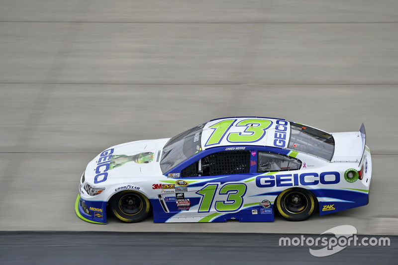 Platz 1: Casey Mears (Germain-Chevrolet), 306 Rennen