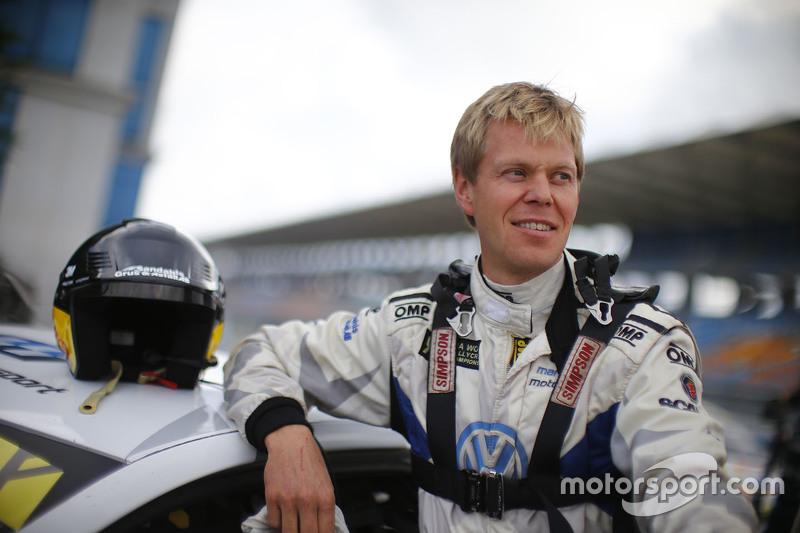 Per-Gunnar Andersson, Marklund Motorsport Volkswagen Polo
