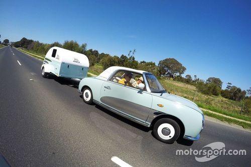 Kelly Racing Bathurst road trips