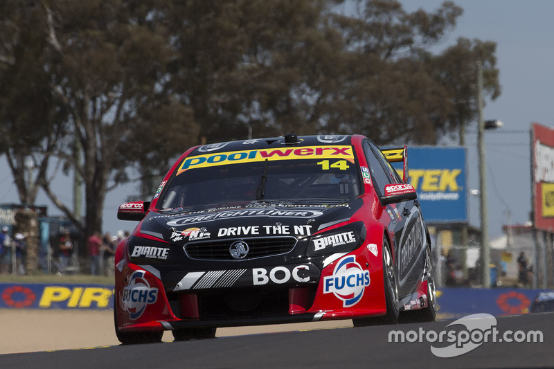 Fabian Coulthard und Luke Youlden, Brad Jones Racing, Holden