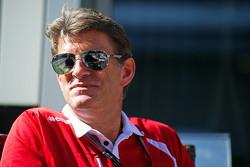 Грэм Лоудон, исполнительный директор Manor Marussia F1 Team