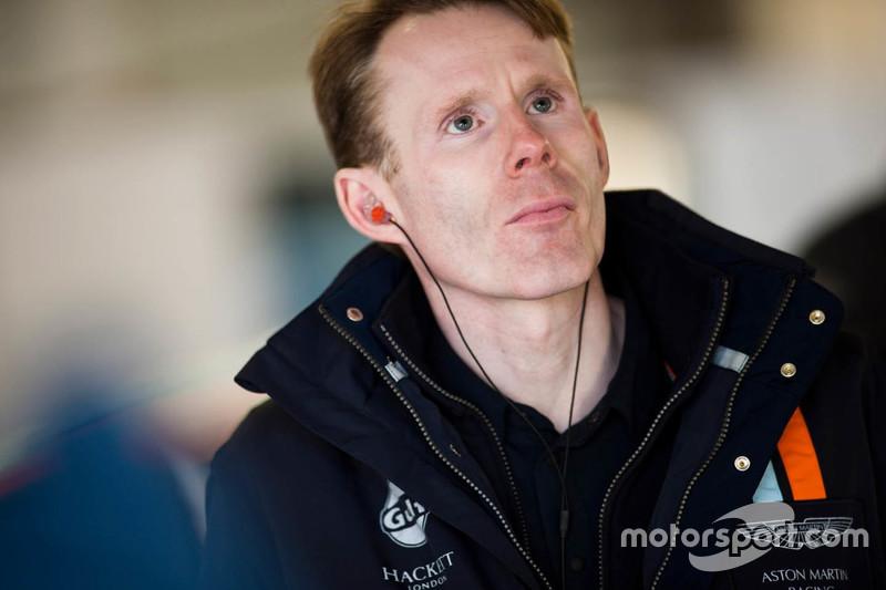 John Gaw, Aston Martin Racing, Teamchef