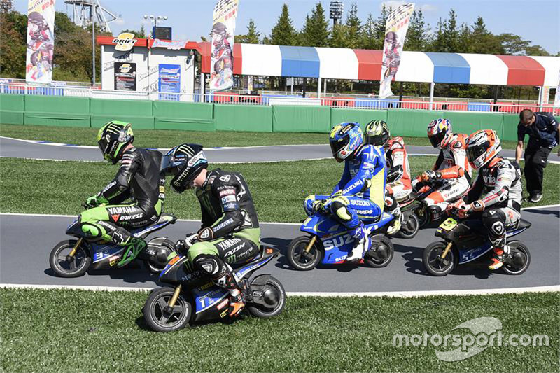 Le défi mini moto - GP du Japon - Photos MotoGP - Motorsport.com