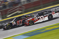 Ryan Ellis and Austin Dillon, Richard Childress Racing Chevrolet
