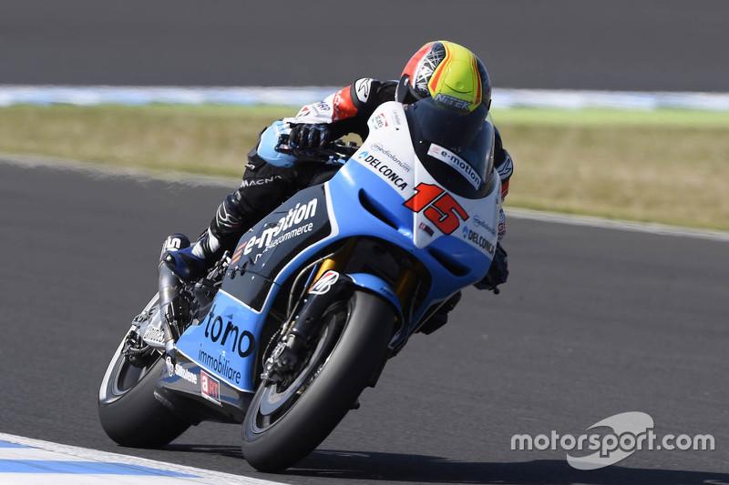 Alex de Angelis, Octo Ioda Racing Project