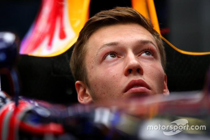 2015 - Daniil Kvyat, Red Bull Racing