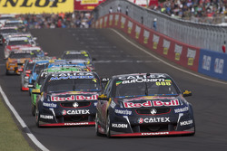 1. Craig Lowndes und Steven Richards, Triple Eight Race Engineering, Holden