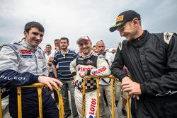 Крейг Брин, Каетан Каетанович и Алексей Лукьянюк
