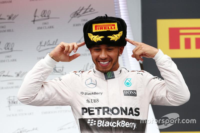 42- Gran Premio de Rusia 2015, Mercedes