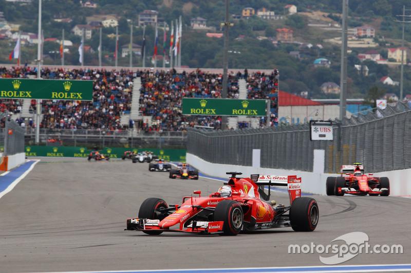 Grand Prix de Russie 2015