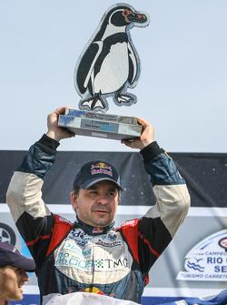 Ganador de la carrera Norberto Fontana, Laboritto Jrs Torino