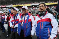 Toshio Sato, TMG Президент