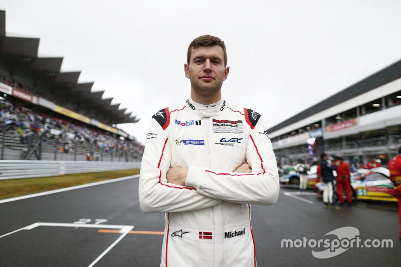 Michael Christensen, Porsche Manthey Takımı