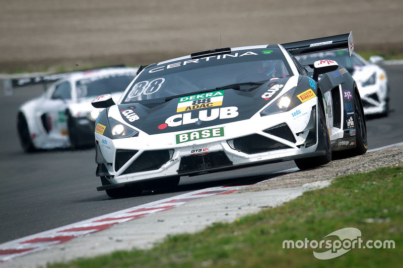 #88 Reiter Engineering Lamborghini Gallardo R-EX: Nick Catsburg, Альберт фон Турн унд Таксіс